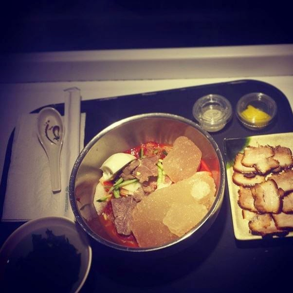 cold korean soup