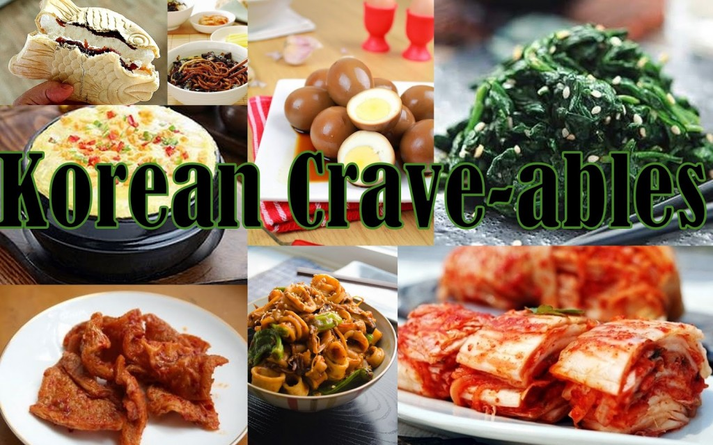 korean craveables