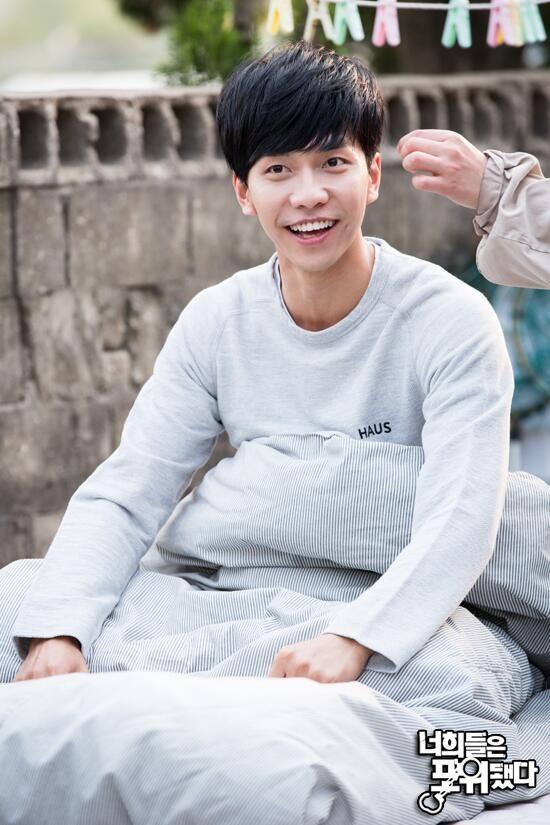 Khottie of the Week: Lee Seung Gi Smiles | Kchat Jjigae