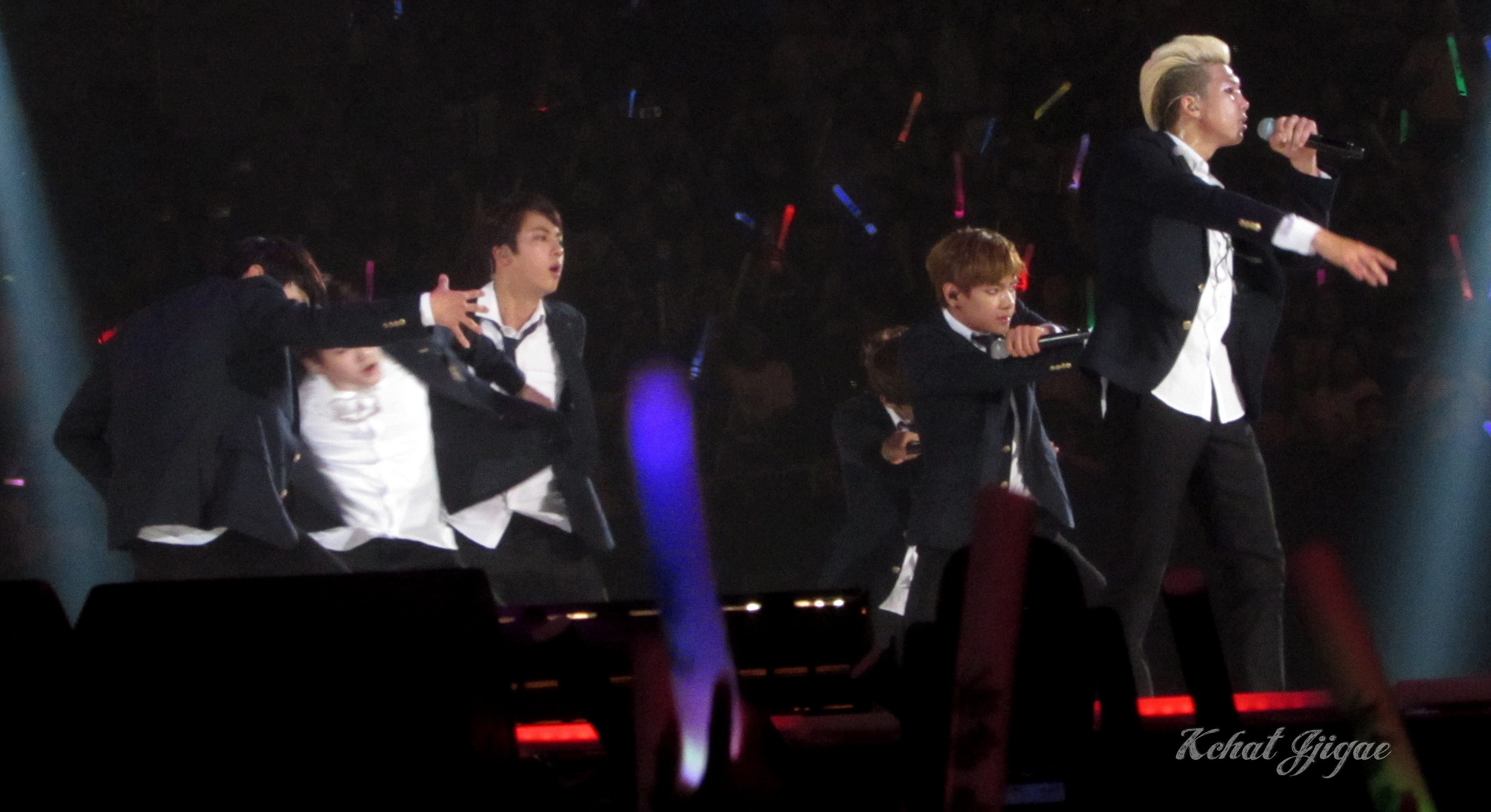 BTS KCON 2014 All 2