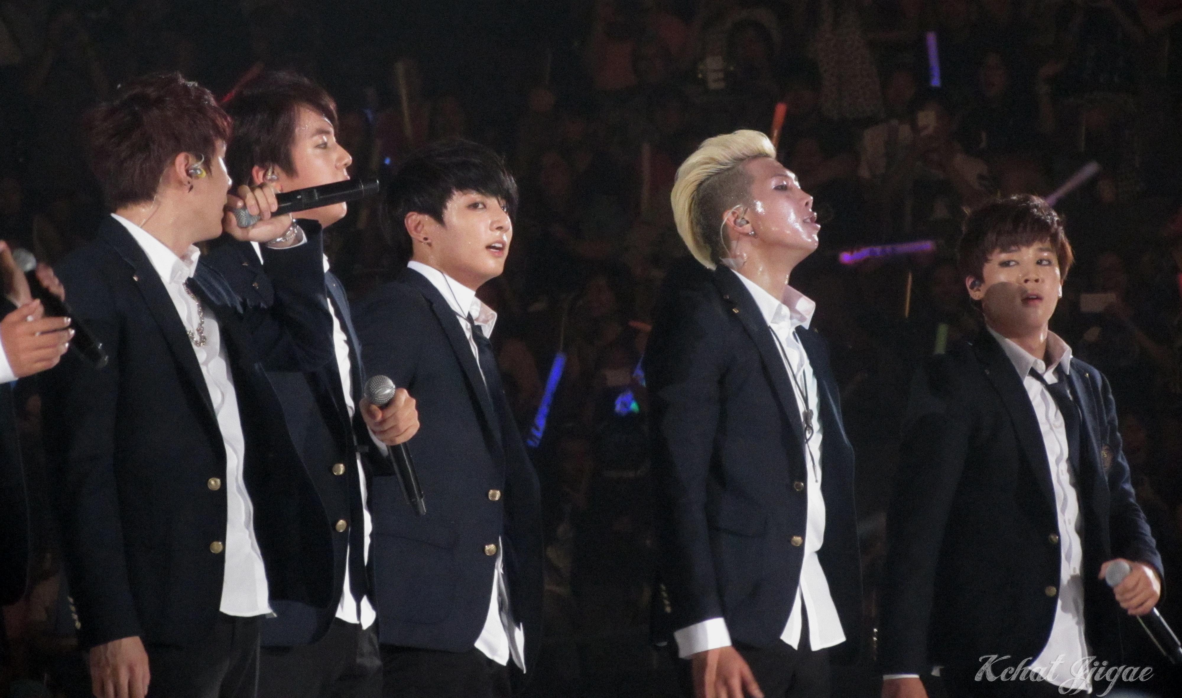 BTS KCON 2014 All 3