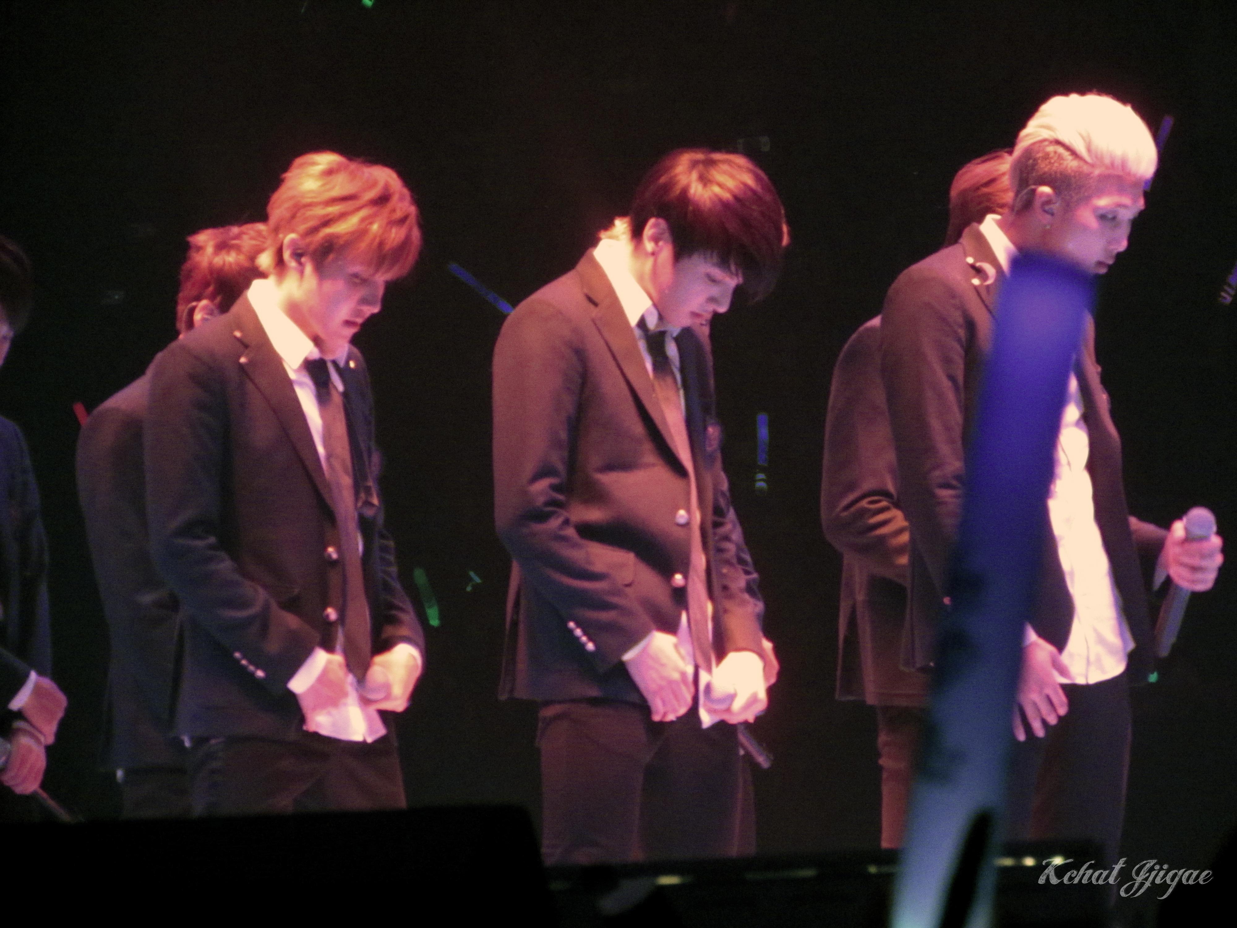 BTS KCON 2014 All 5