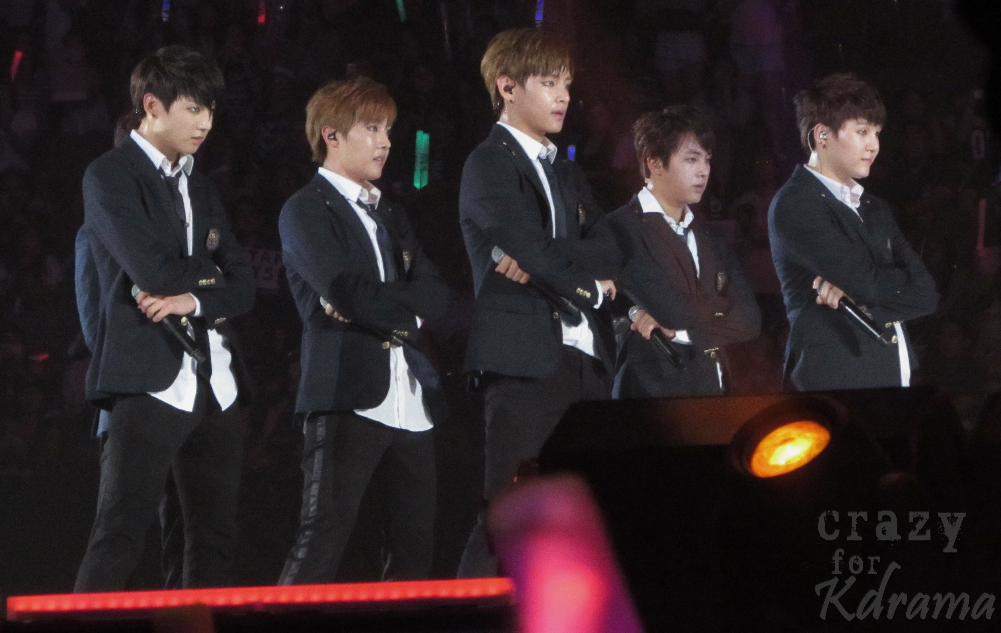 BTS KCON 2014 IMG_0520