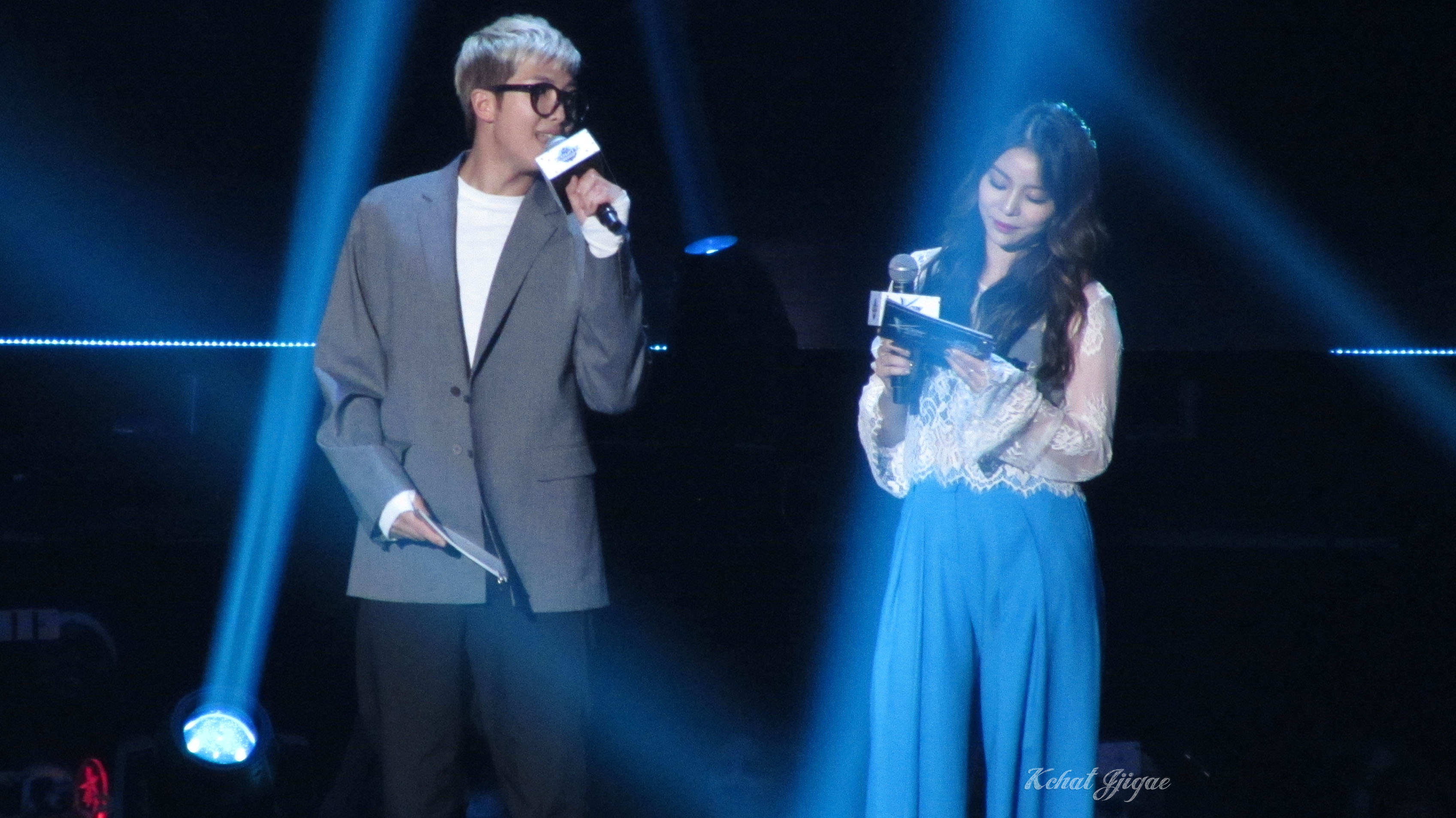 Rap Monster Ailee KConNY16