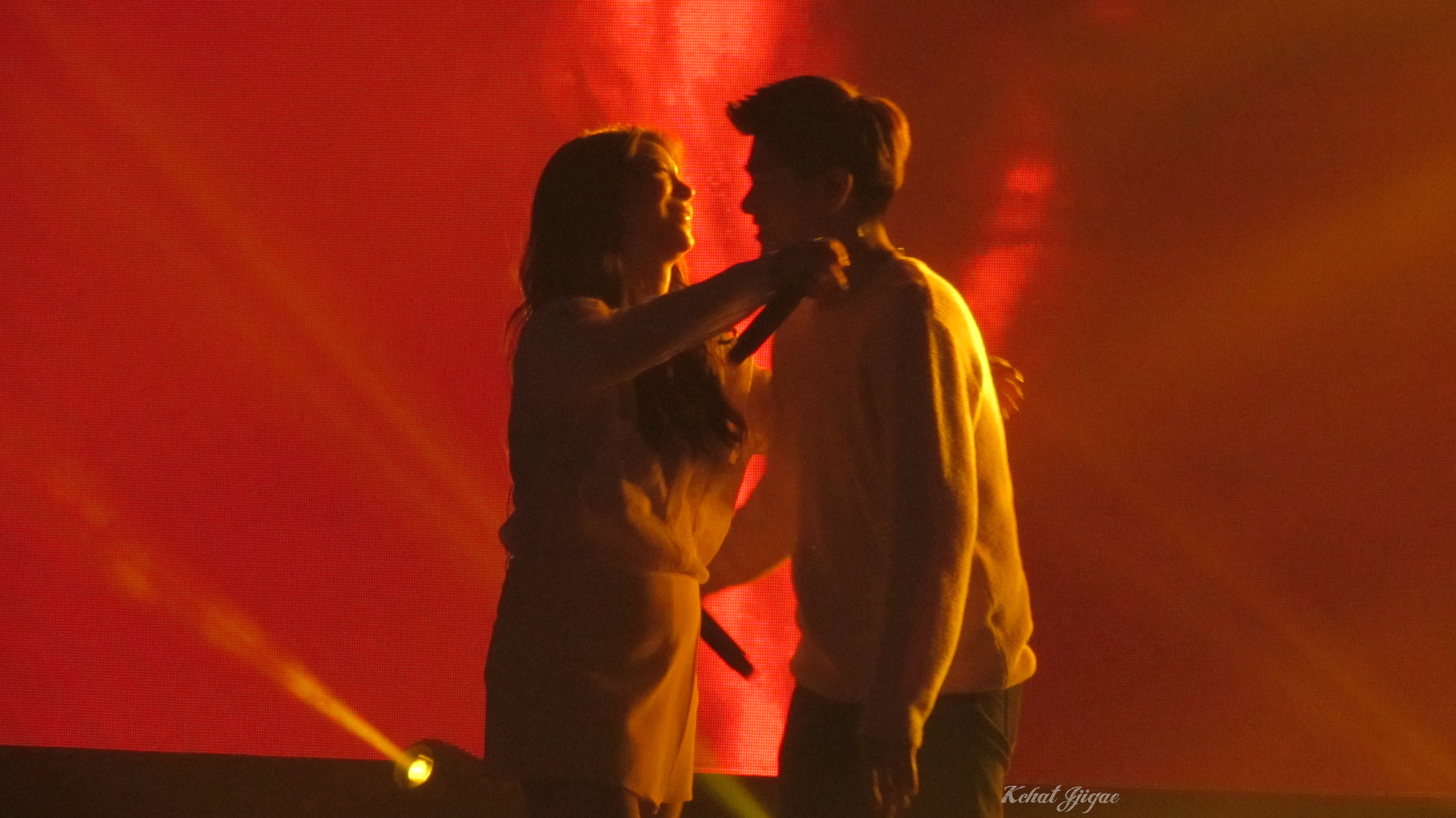 Eric Nam Ailee KCONNY16