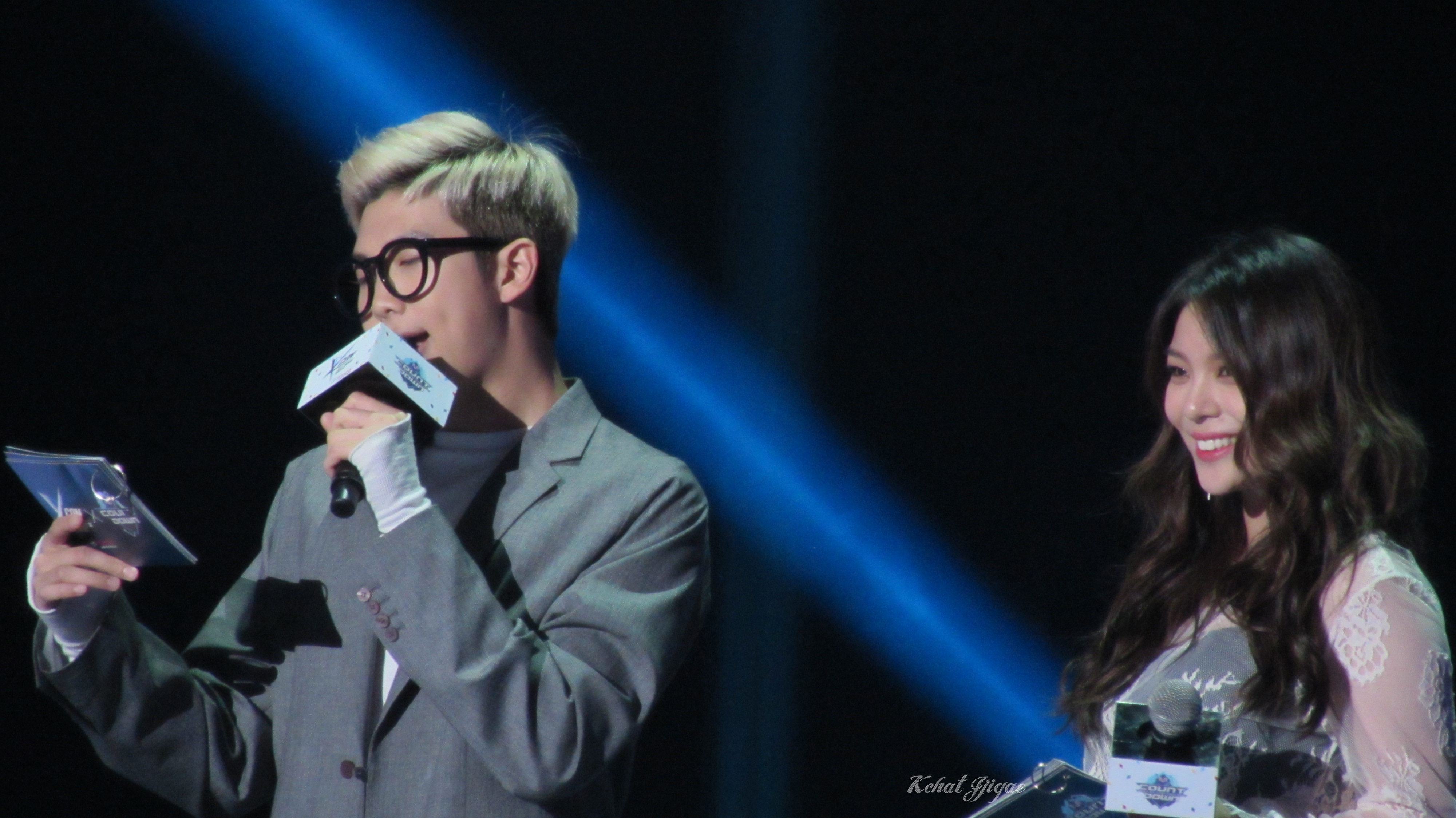 Rap Monster Ailee KconNY16 2