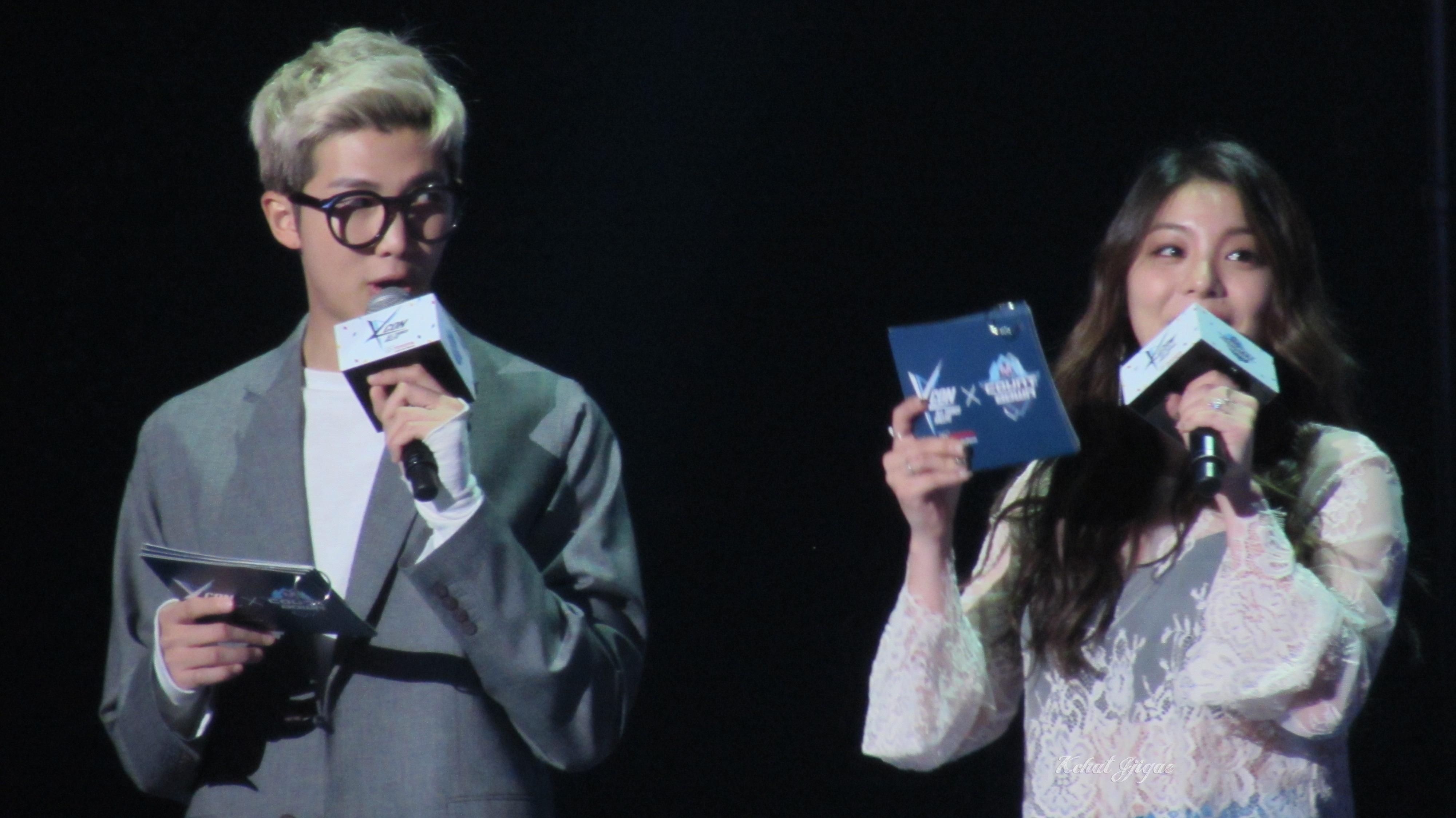 Rap Monster Ailee KconNY16 3