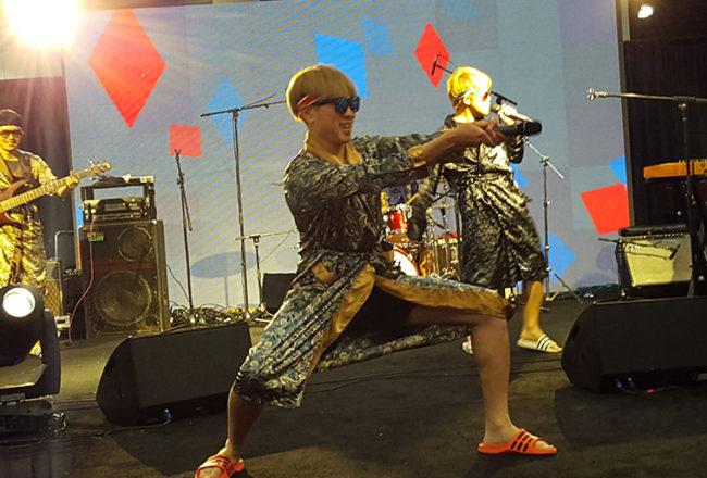 sultans of disco kcon feature