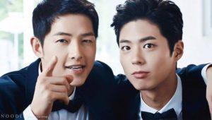 Joongki and Bogum