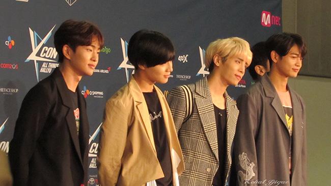 Shinee kcon la 16 5645-kcj