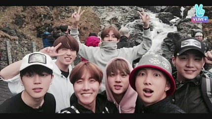 22446b1181d936 BTS are (is ) no strangers to the web variety show. Social media and their  skilled handling of it is part of why they have gotten to be so popular  (and, ...