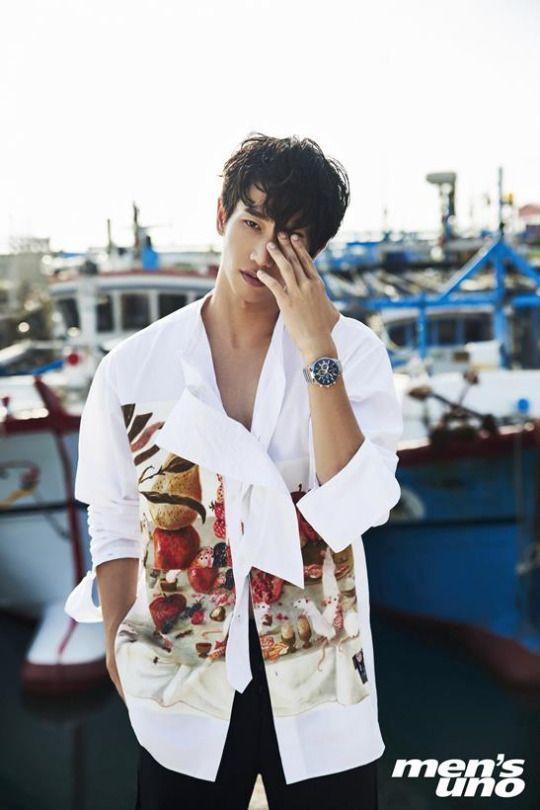 Thottie of the Week: Jasper Liu   Kchat Jjigae